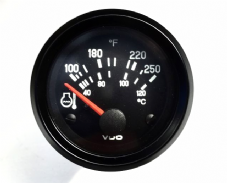 VDO Temperature Gauge 24 Volt